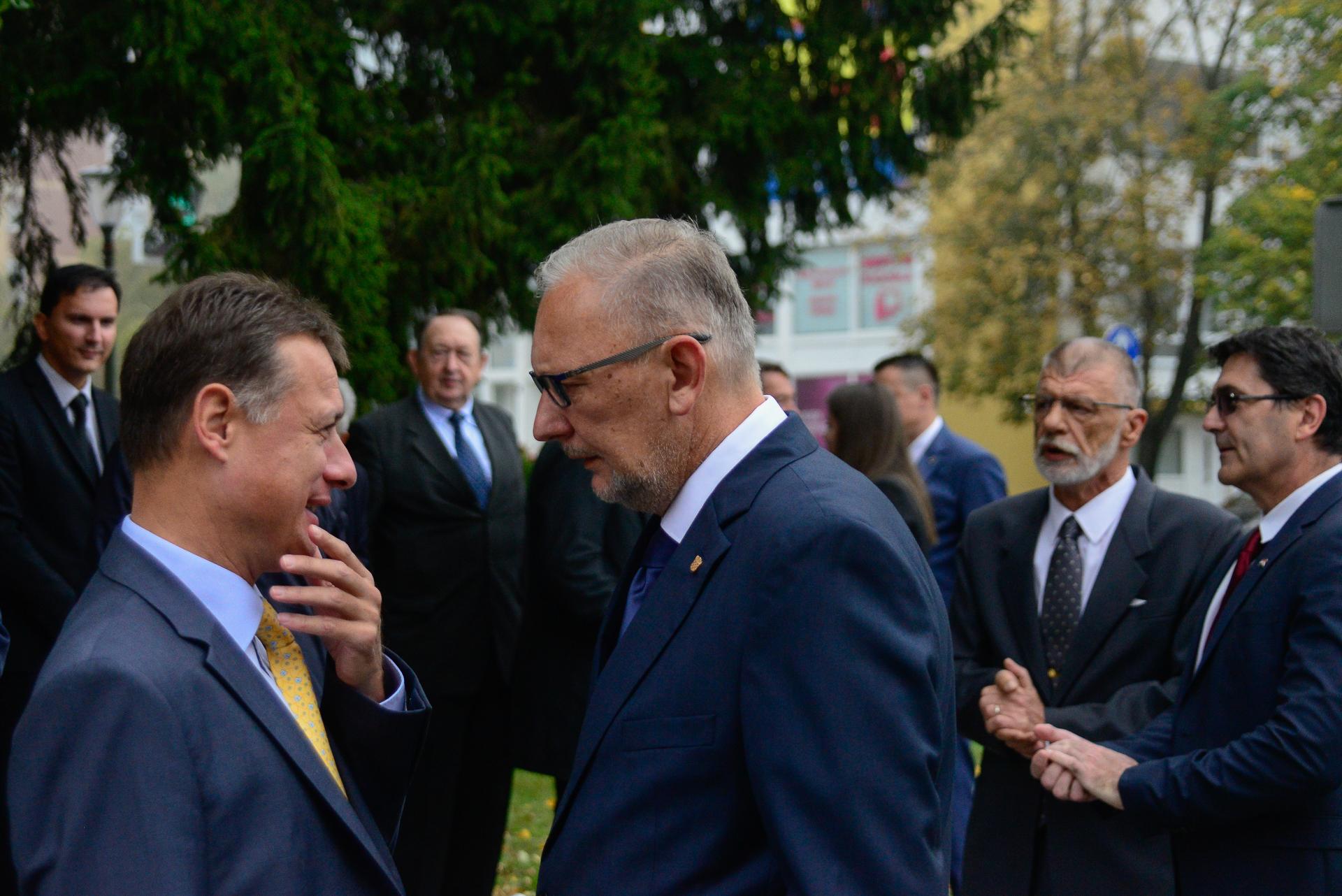Jandroković i Božinović vjeruju u pozitivan ishod procesa restrukturiranja Agrokora