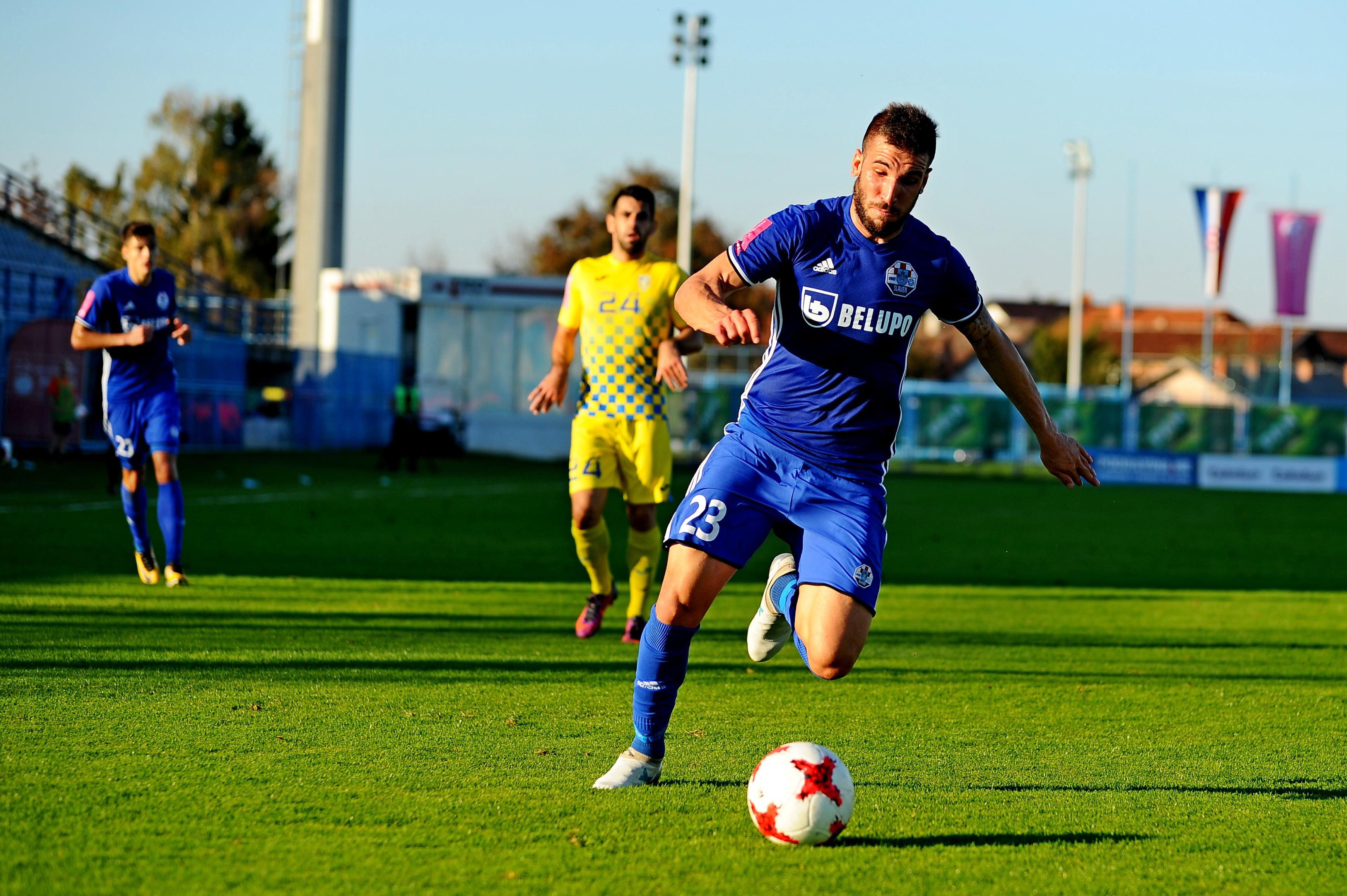 PRVA HNL Slaven Belupo – Inter 1-2