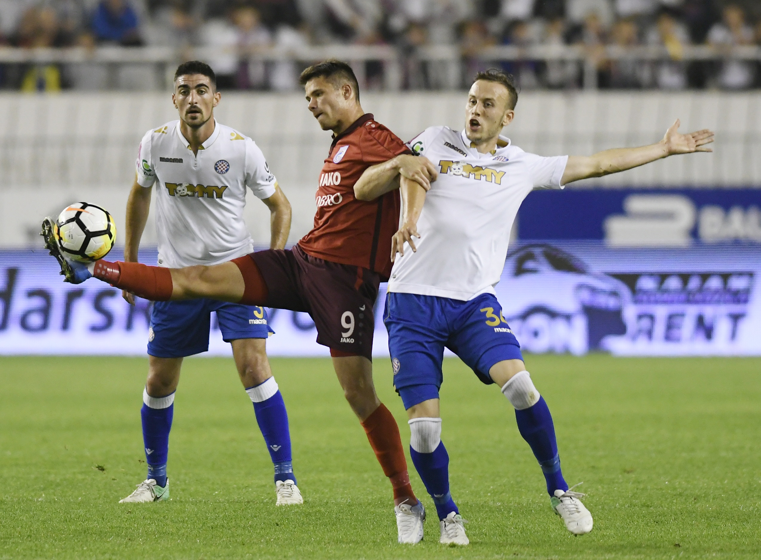 PRVA HNL Hajduk – Cibalia 2-1