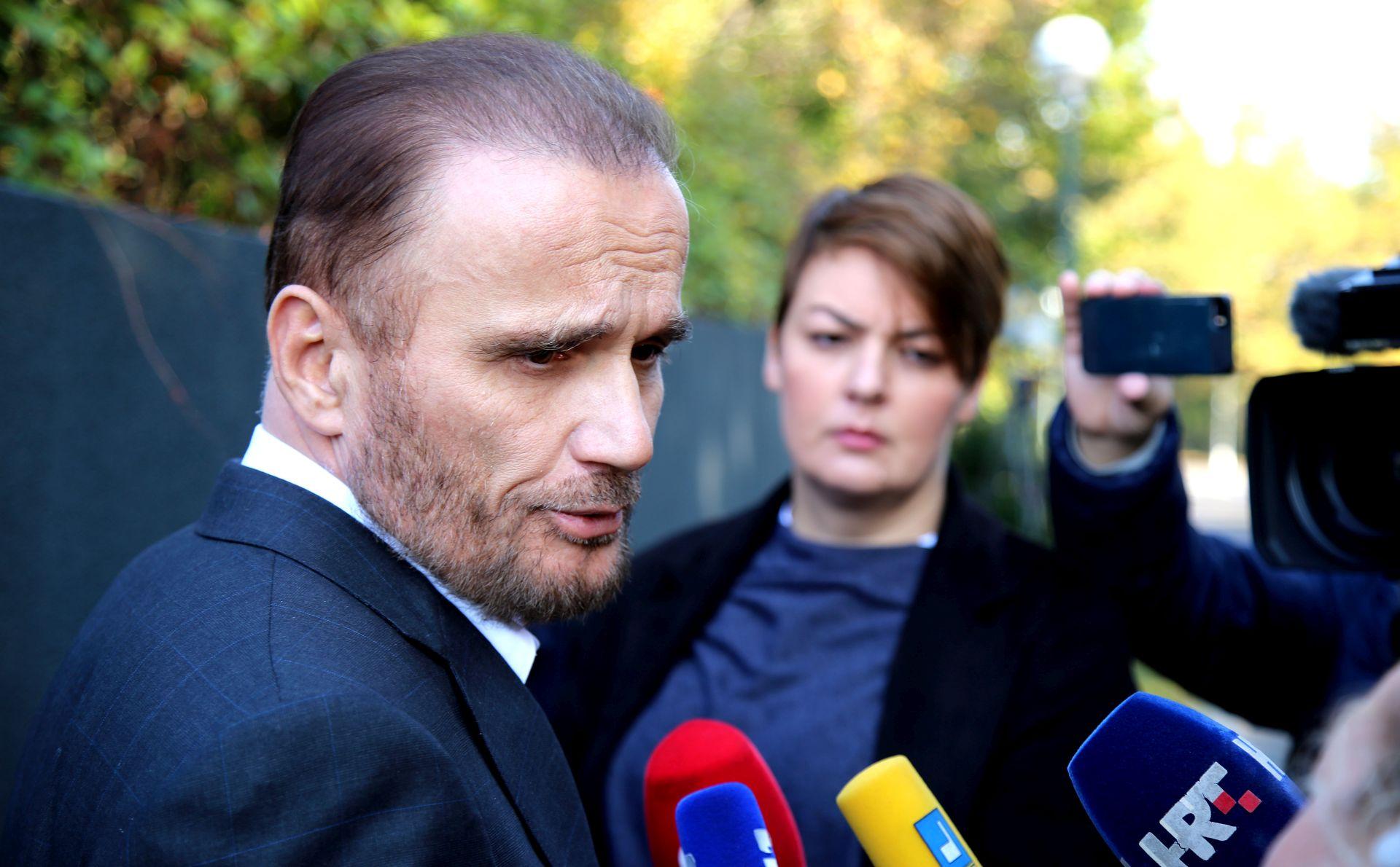 PIRUŠKIN ODVJETNIK IMA PLAN Anto Nobilo: Ministar Zdravko Marić je naš krunski svjedok