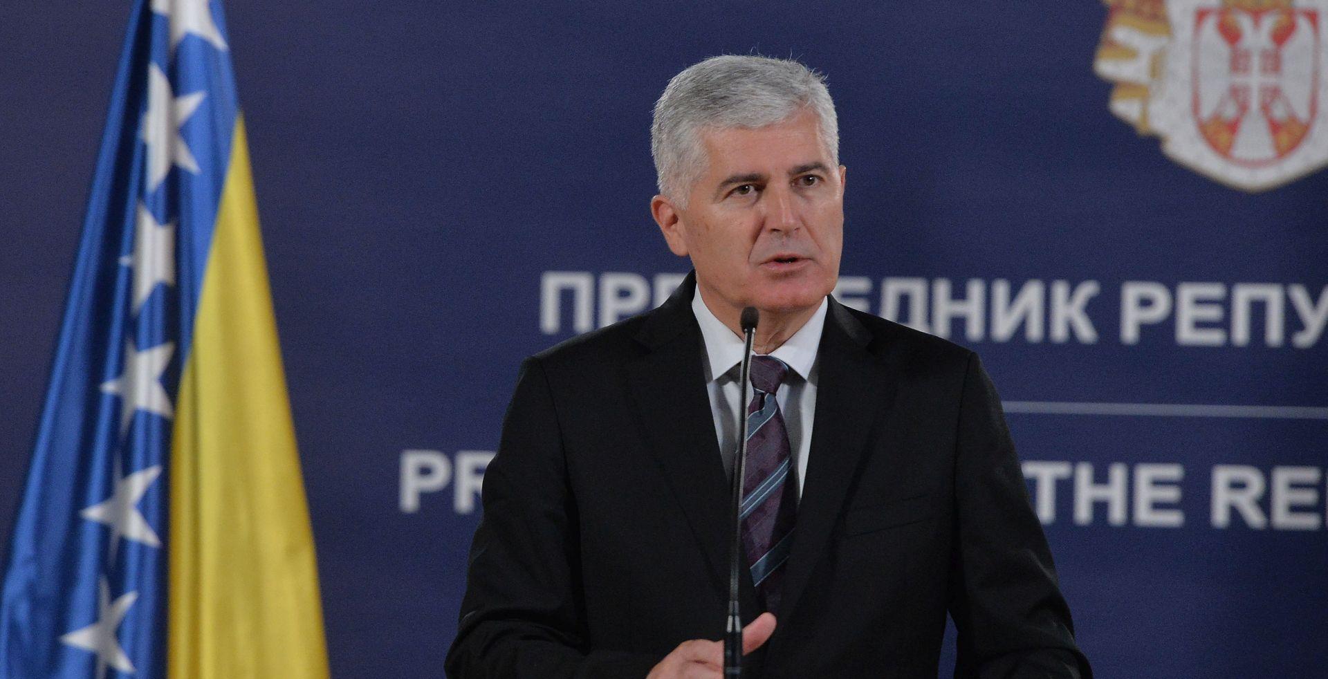 """ČOVIĆ """"Kriza u BiH se može dodatno produbiti"""""""