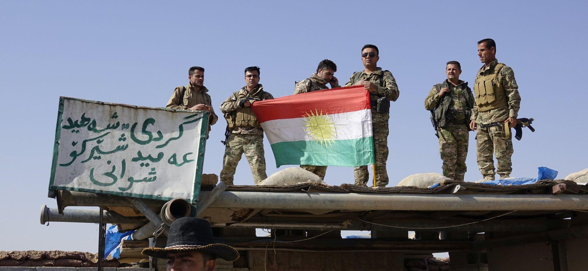 ODGOVOR NA KURDSKI REFERENDUM Iračke snage zauzele Kirkuk