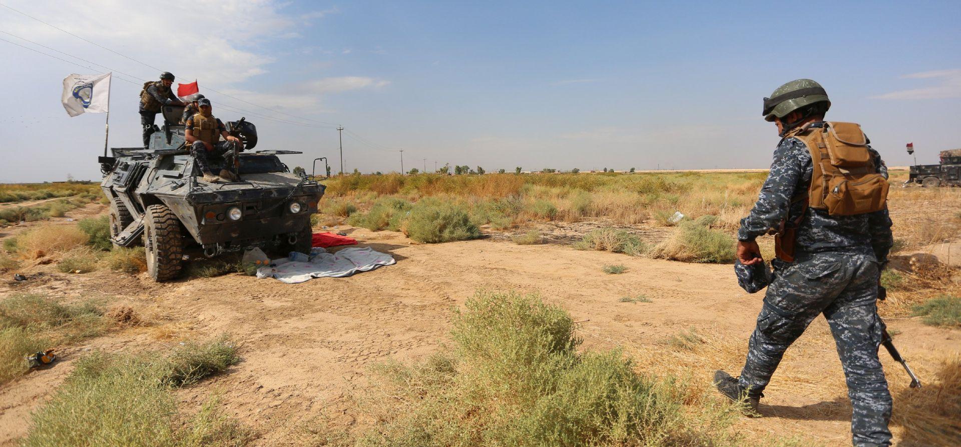 Iračke snage preuzele kontrolu nad svim naftnim poljima oko Kirkuka