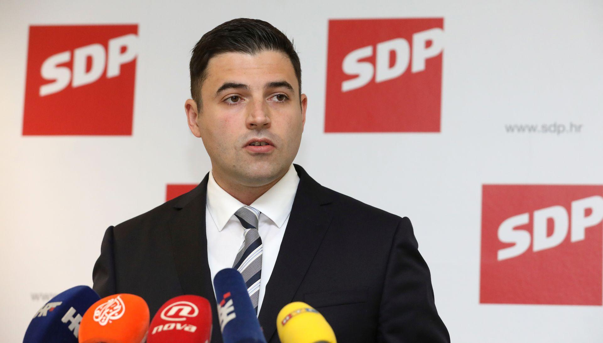'Izjava Ilčića je slika i prilika ove Vlade'