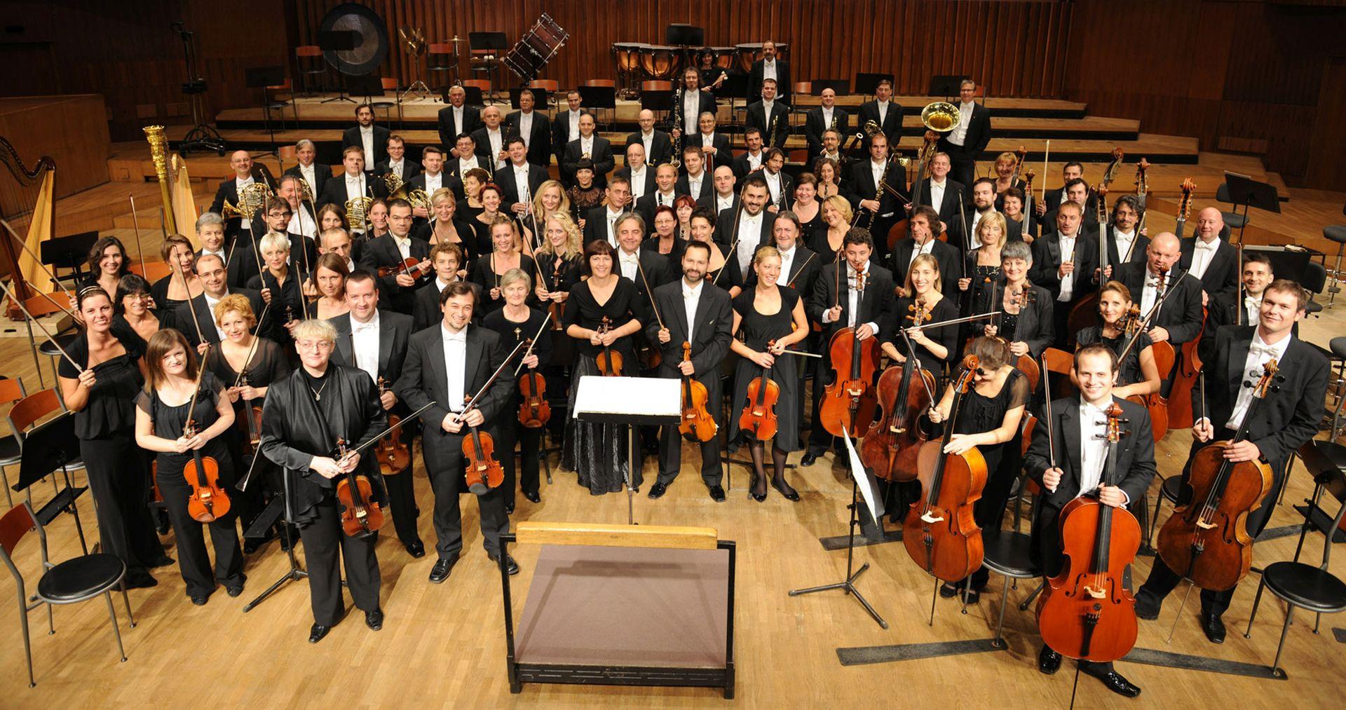 Uspješan koncert Zagrebačke filharmonije u Beču