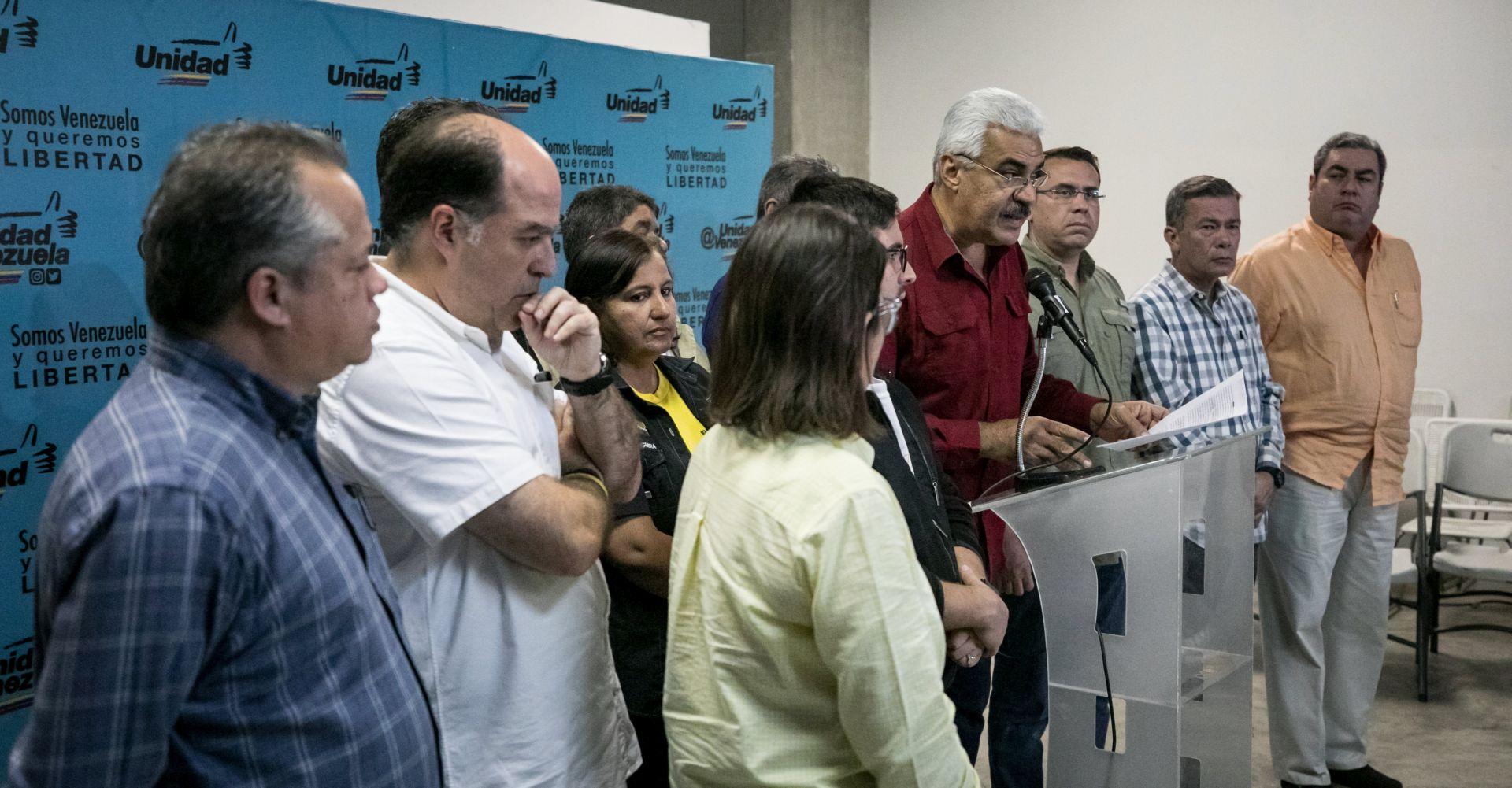 VENEZUELA Nakon izbornog poraza, oporba postavlja uvjete za dijalog