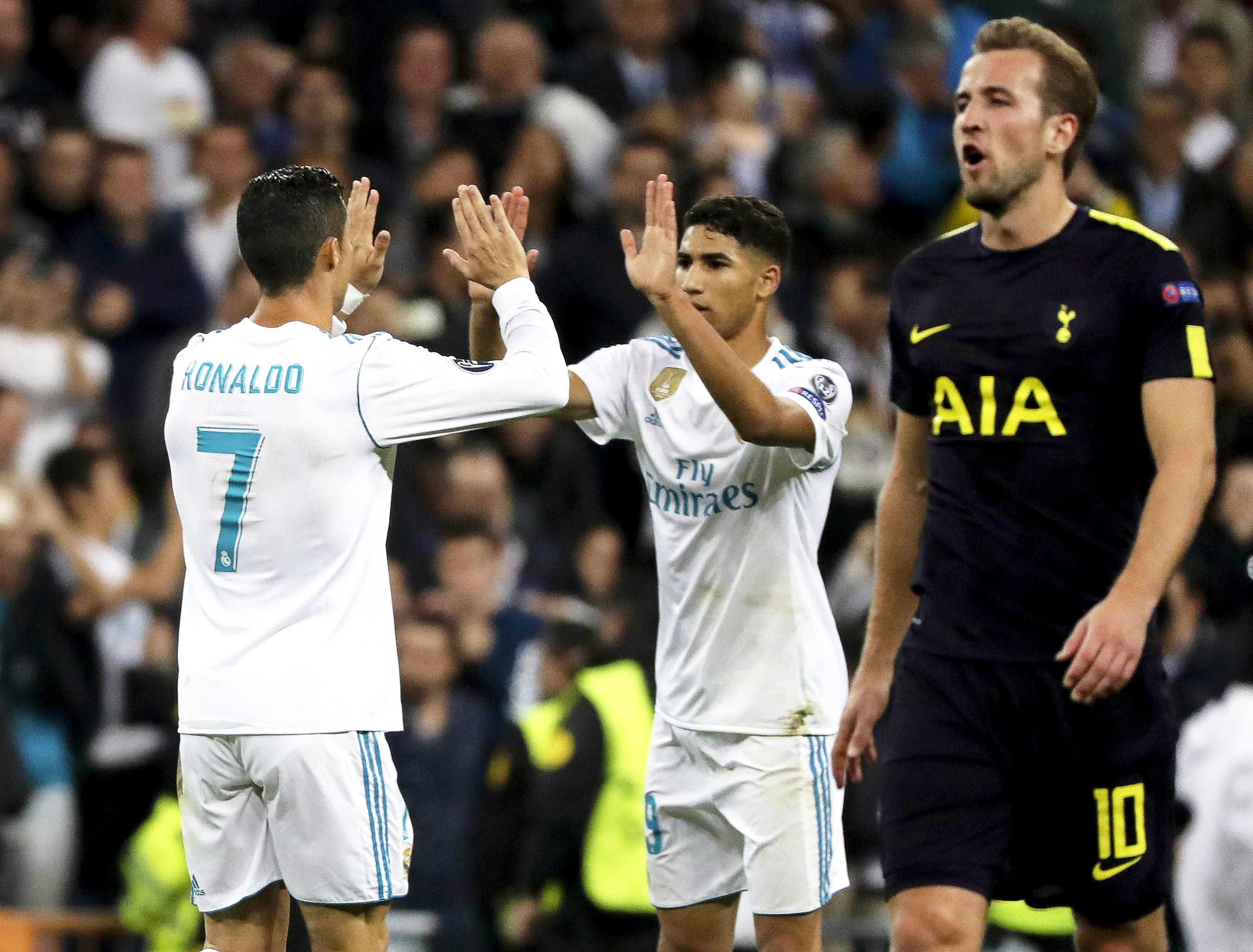 LP – Remi Reala i Tottenhama, City bolji od Napolija