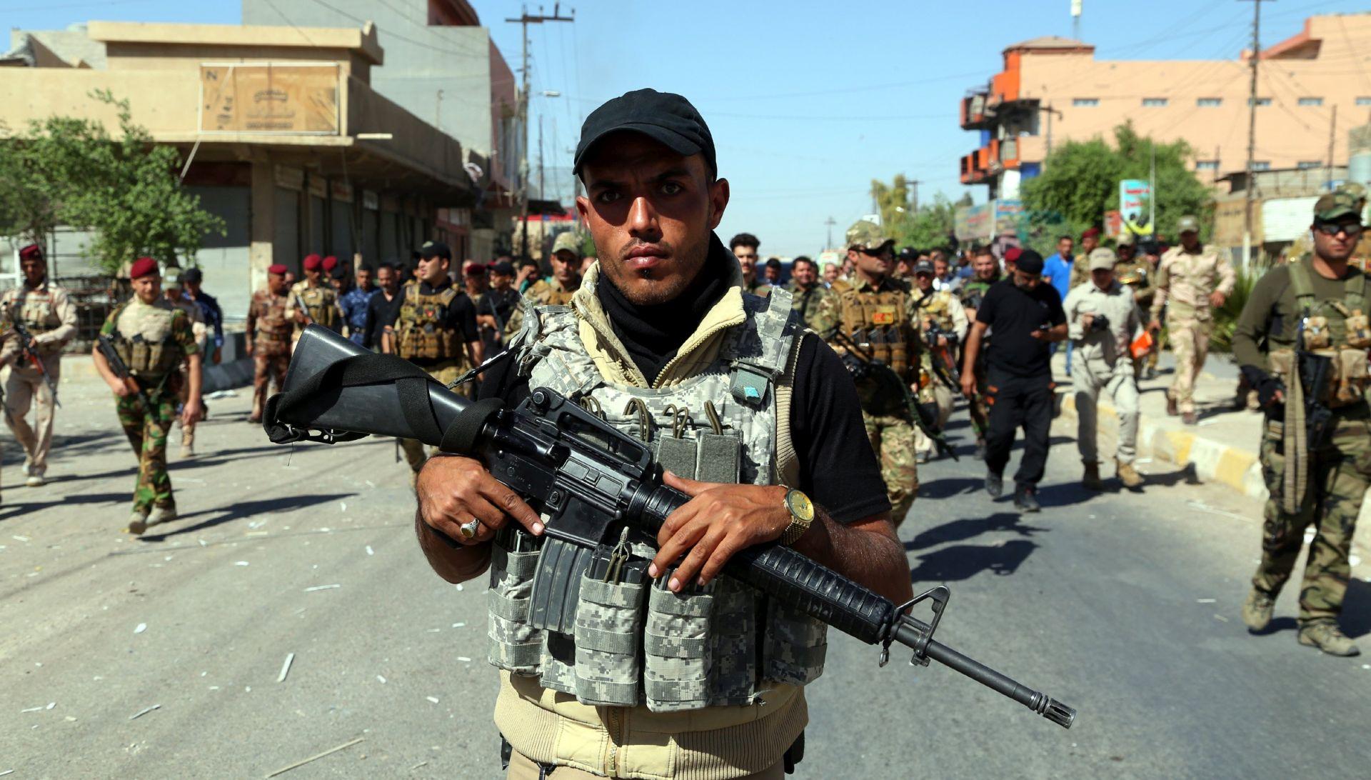 Bagdad preuzeo od kurdskih boraca njihov posljednji sektor u Kirkuku
