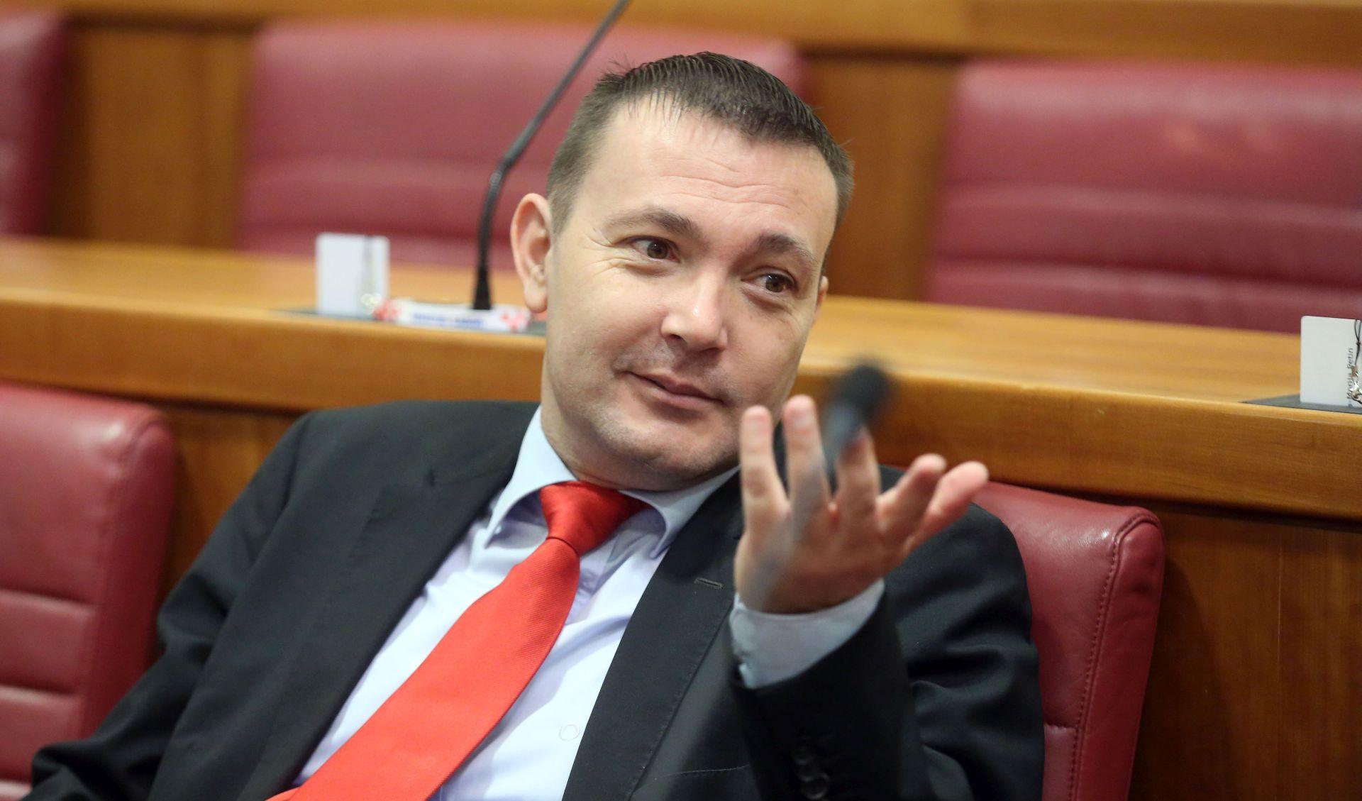"""BAUK """"Cilj zahtjeva za opozivom je dovesti Plenkovića u Sabor"""""""