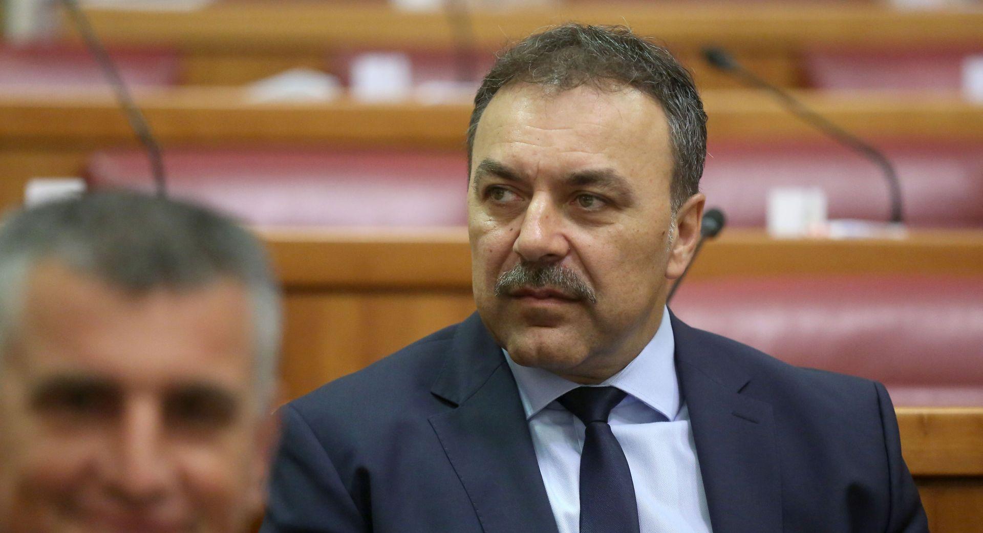 Sabor nije skinuo imunitet Orepiću i Škoriću