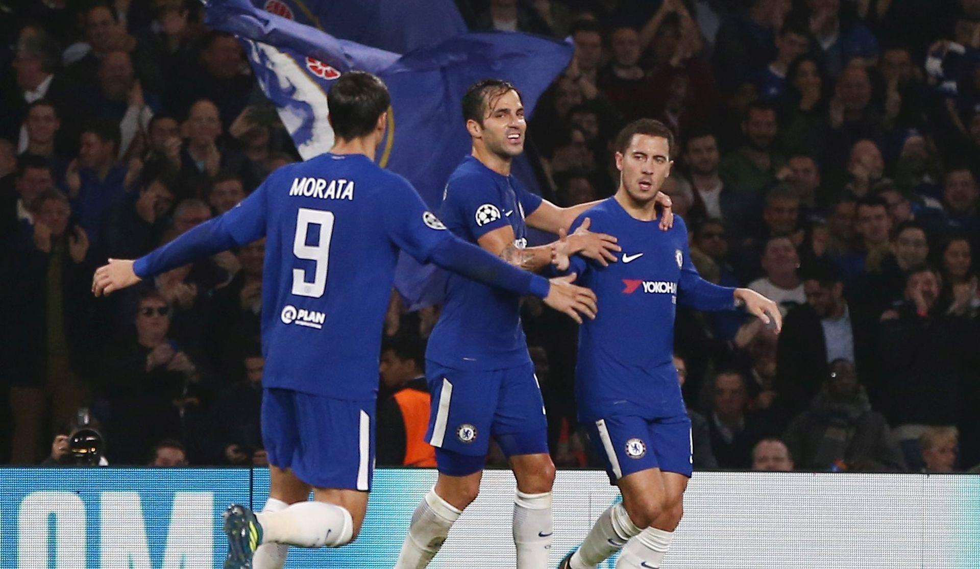 Chelsea siguran, Lingard spasio United