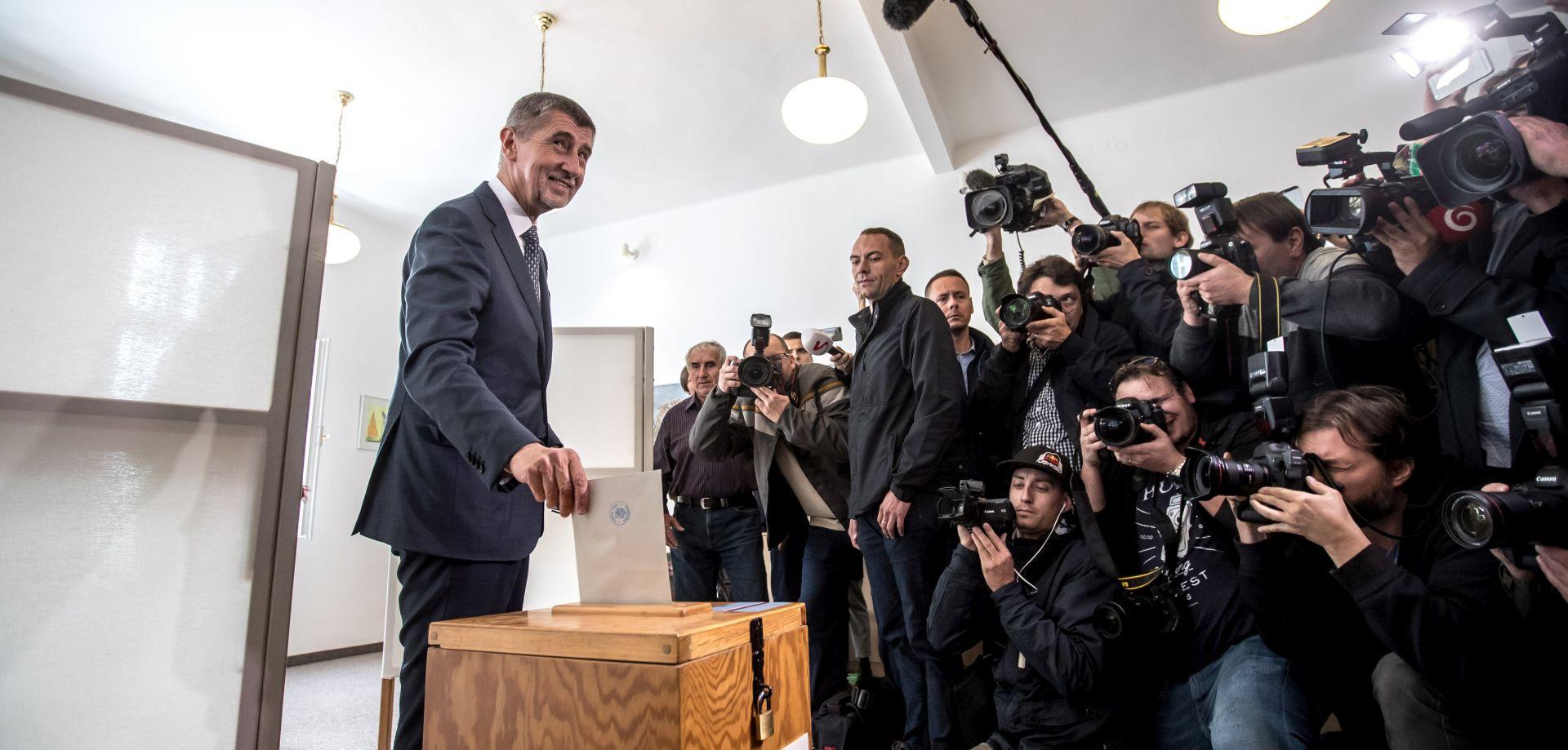 """BABIŠ """"Češka neće primiti nijednog izbjeglicu"""""""