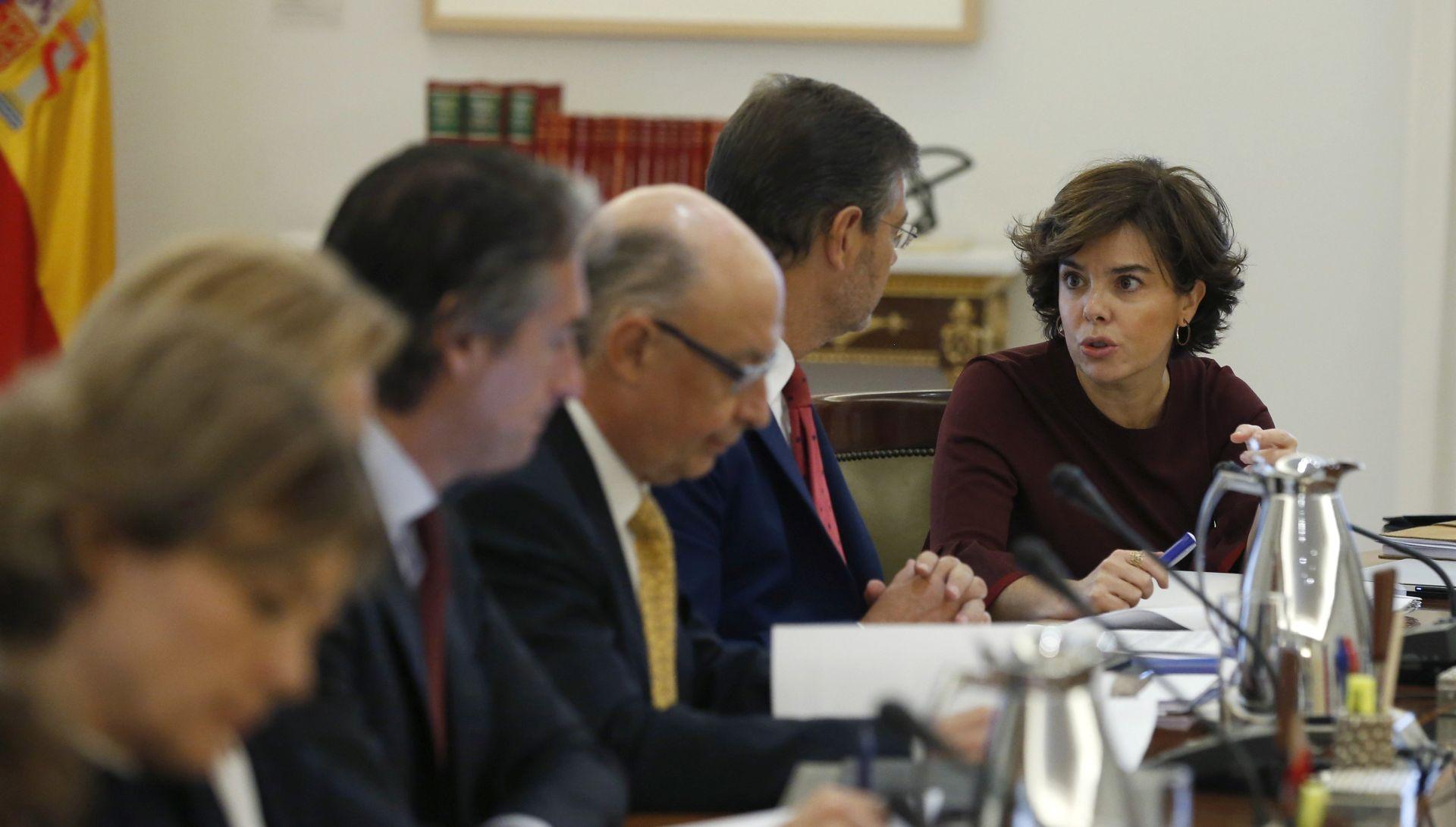 MADRID Ministri usuglašavaju detalje izvanrednih mjera za Kataloniju