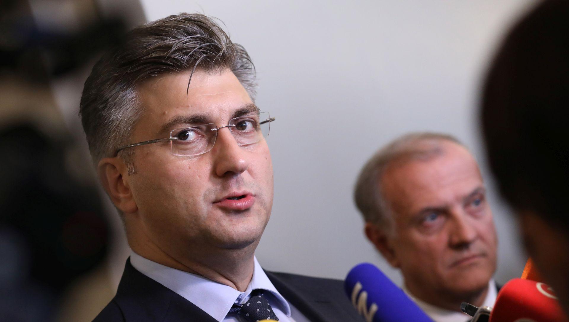 SDP i oporbene stranke pokreću opoziv Plenkovića zbog Agrokora