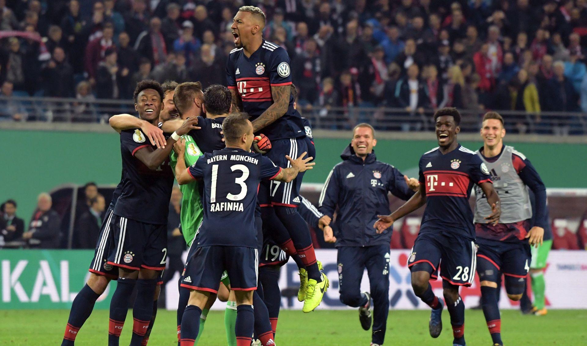 BUNDESLIGA Bayern slavio u derbiju protiv Leipziga i vratio se na vrh ljestvice
