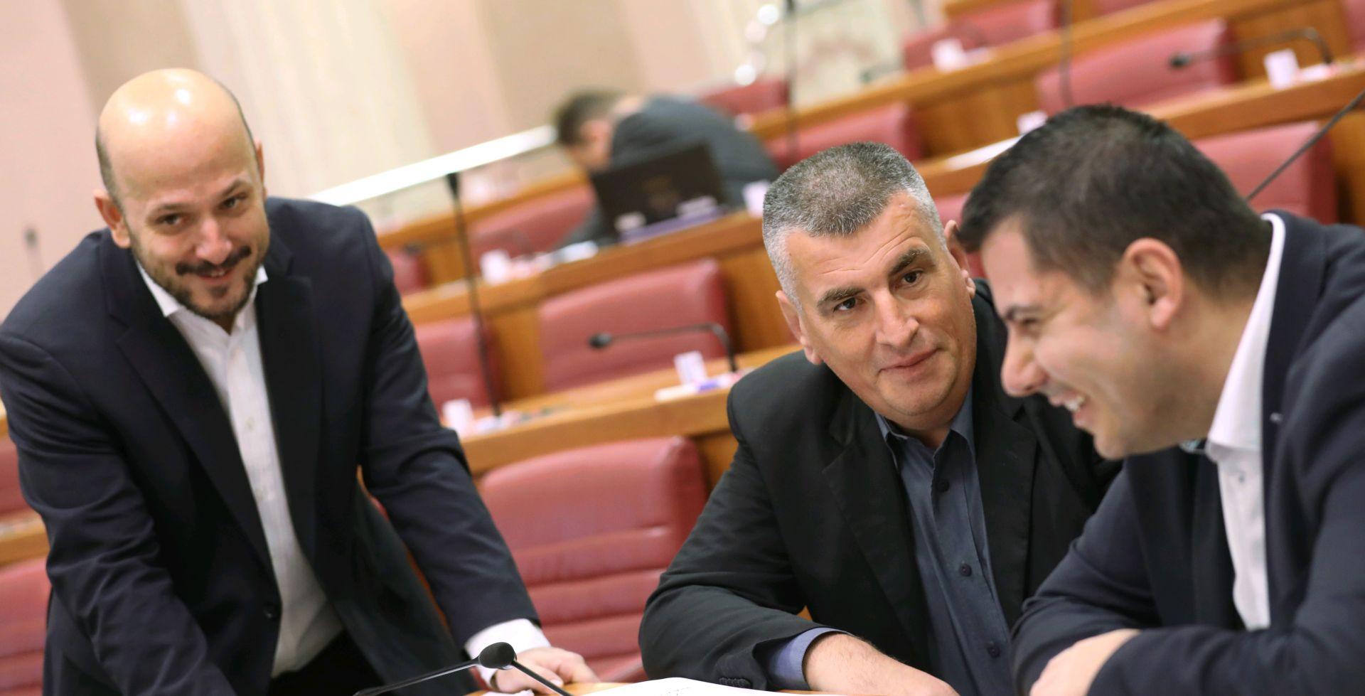 SABOR Raspravu o stanju u pravosuđu zasjenio Agrokor