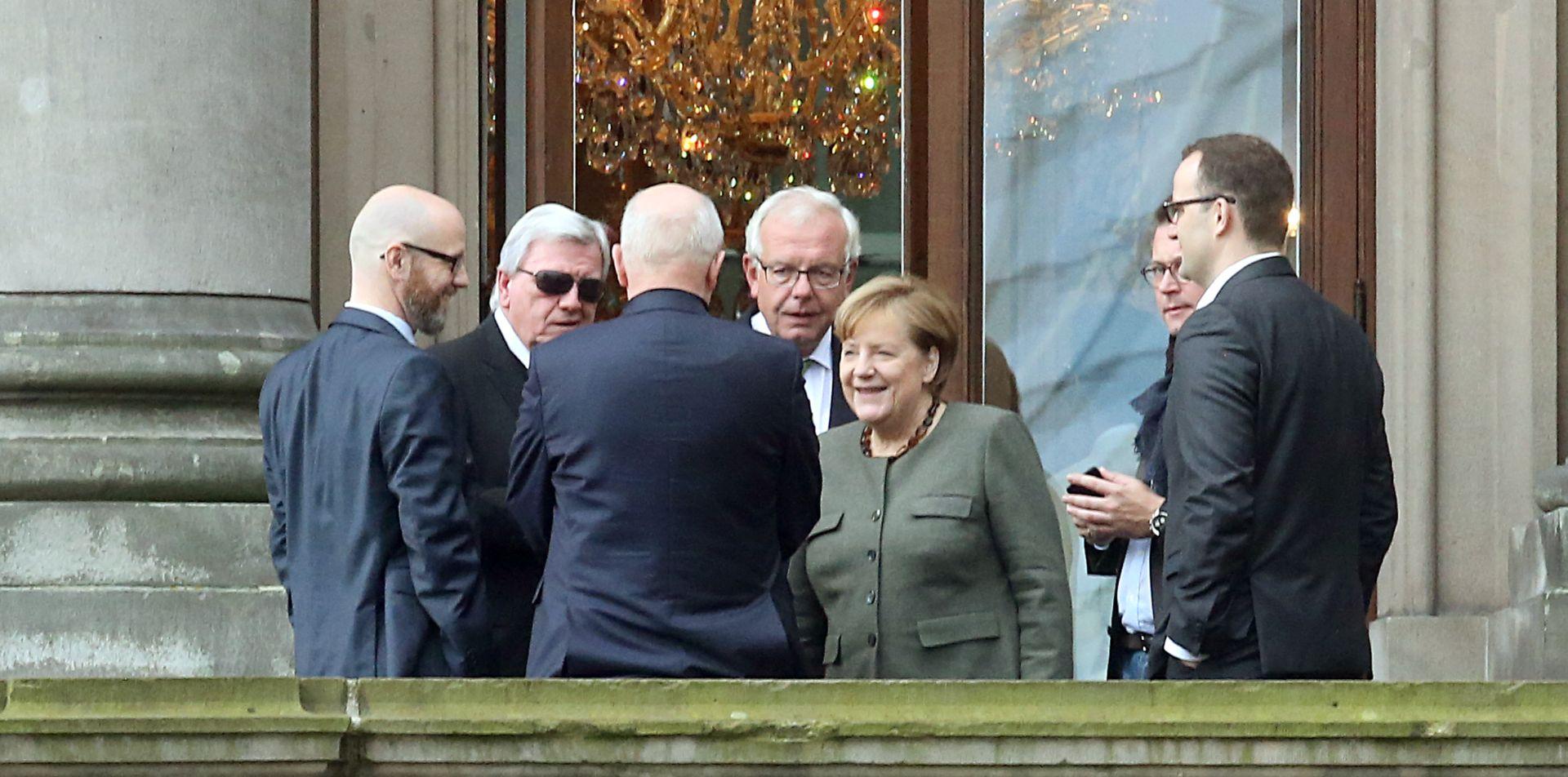 """Pregovori oko """"Jamajka"""" koalicije mukotrpni, Njemačka do daljnjega samo s tehničkom vladom"""
