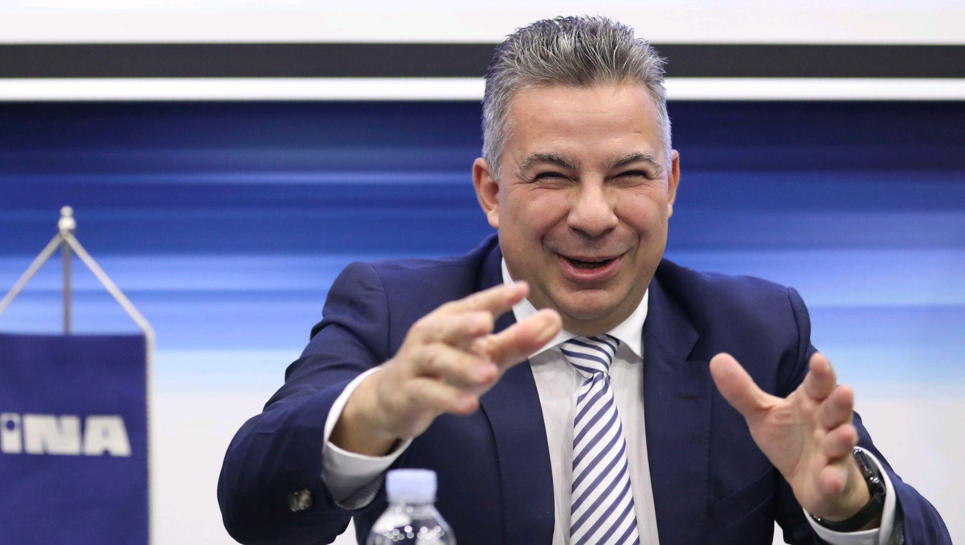 INA GRUPA Neto dobit skočila 274 posto na 1,2 milijarde kuna