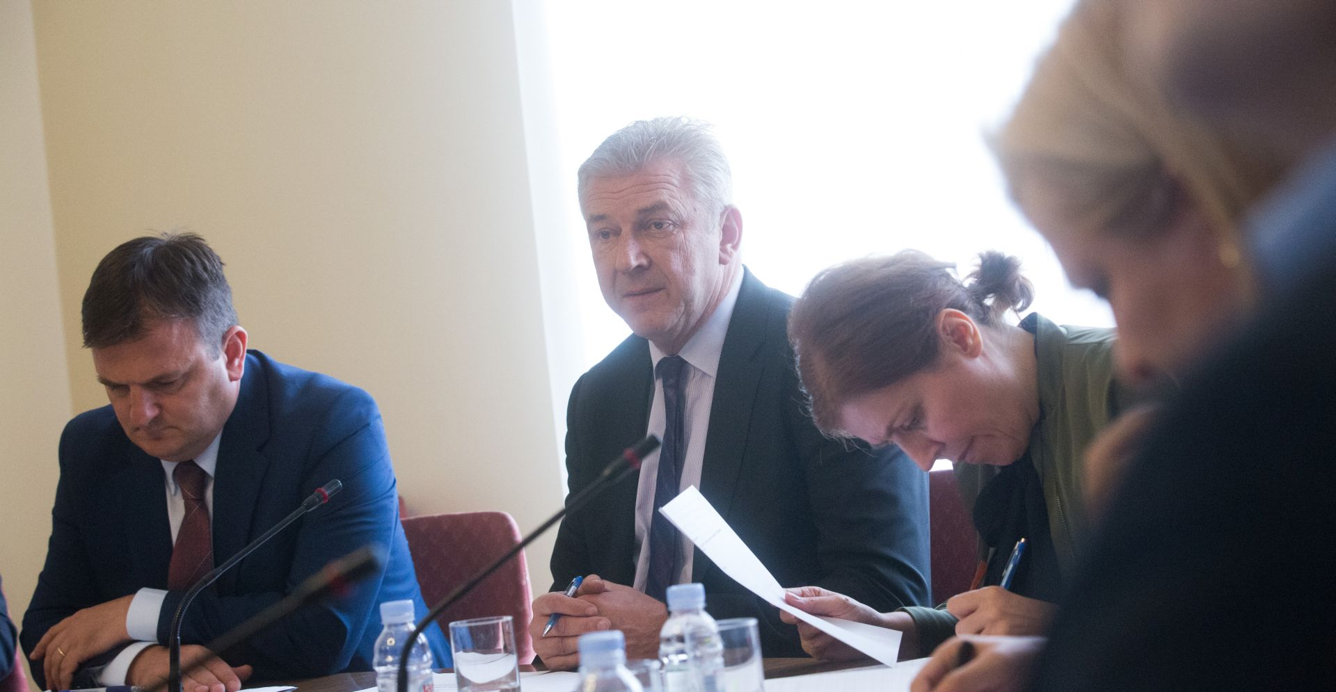 SABORSKI ODBOR Sigurnosne službe dostavit će izvješće je li Agrokor ugrozio nacionalnu sigurnost