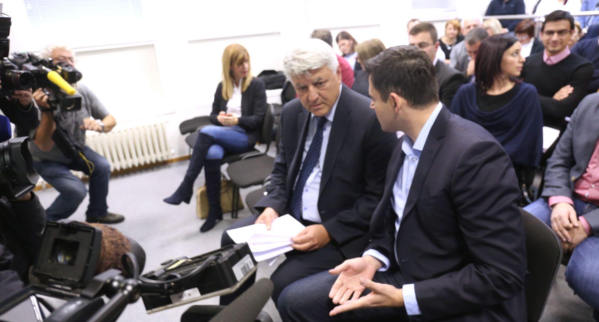 KOMADINA 'Novi Statut SDP-a pisat će Predsjedništvo'