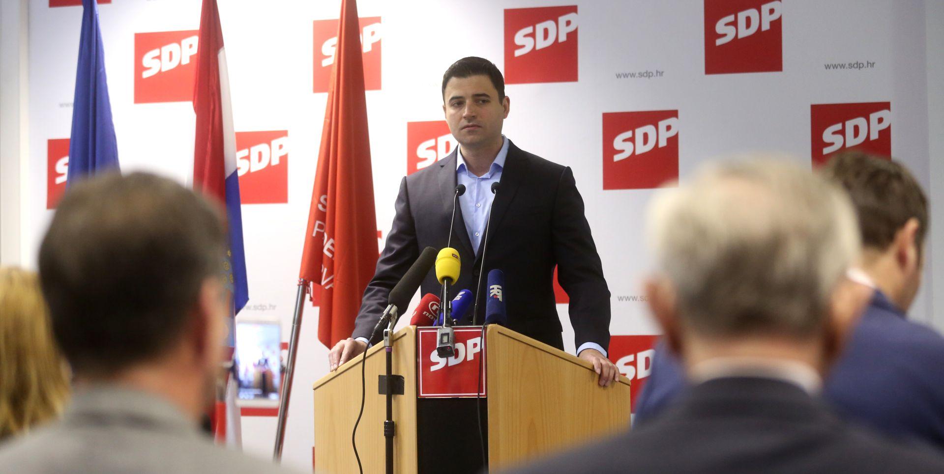 BERNARDIĆ 'Hrvatska mora biti zemlja za sve, a ne samo za džepove odabranih ortaka'