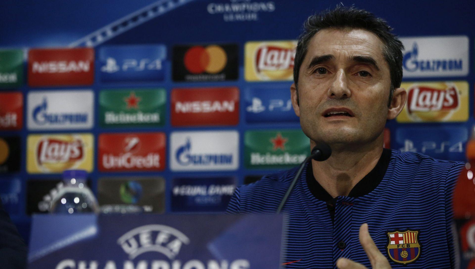LIGA PRVAKA Povratak u Atenu za Valverdea, Barcelona na Olympiakos bez petorice