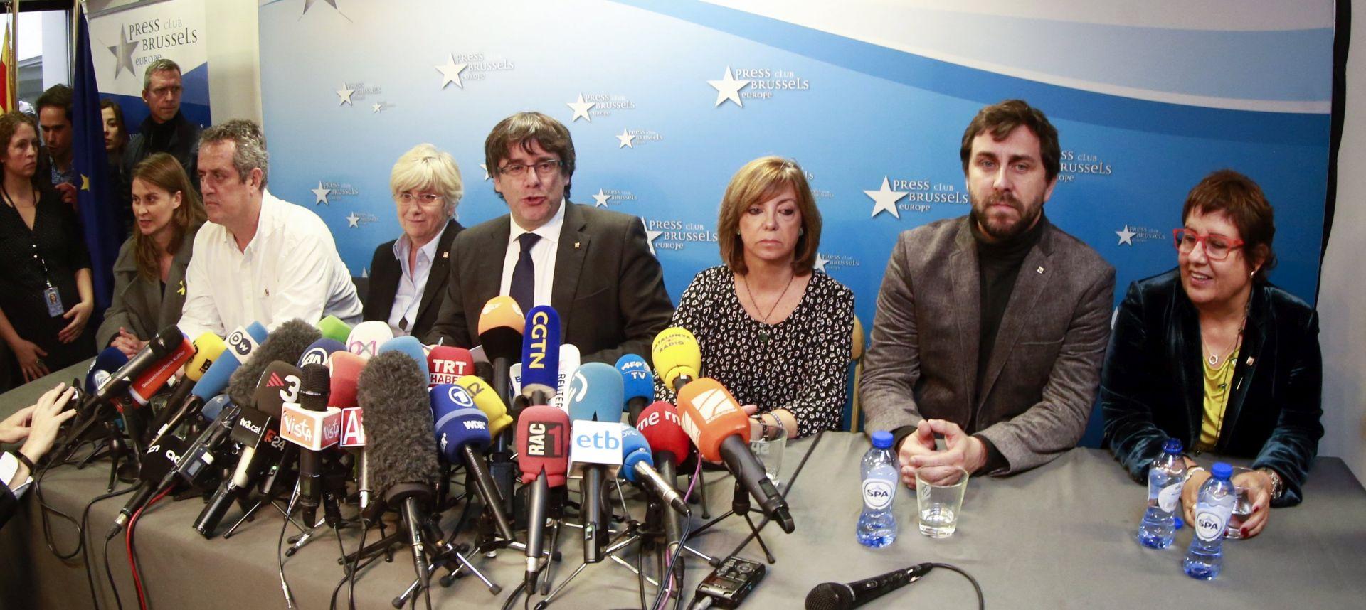 NEVOLJE KATALONSKOG FIJASKA Puigdemont će, navodno, surađivati s pravosuđem