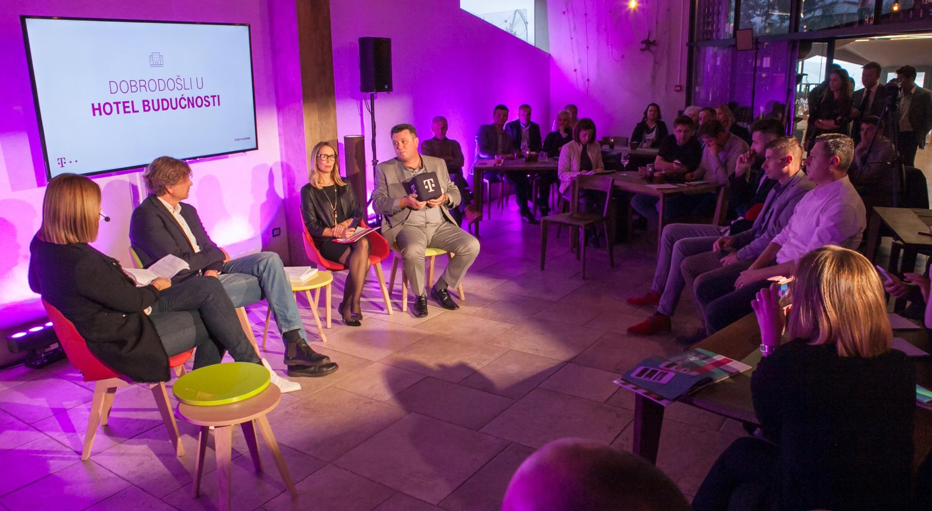 Hrvatski Telekom predstavio jedinstveno rješenje za hotele budućnosti