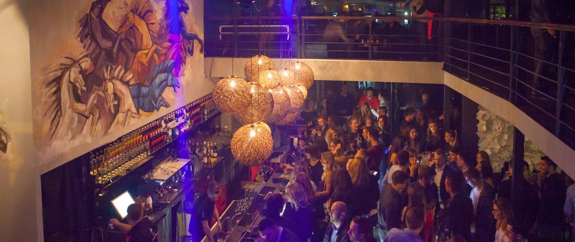 FOTO: Hugo's bar je mjesto koje se u trenu može prilagoditi onome što vam treba