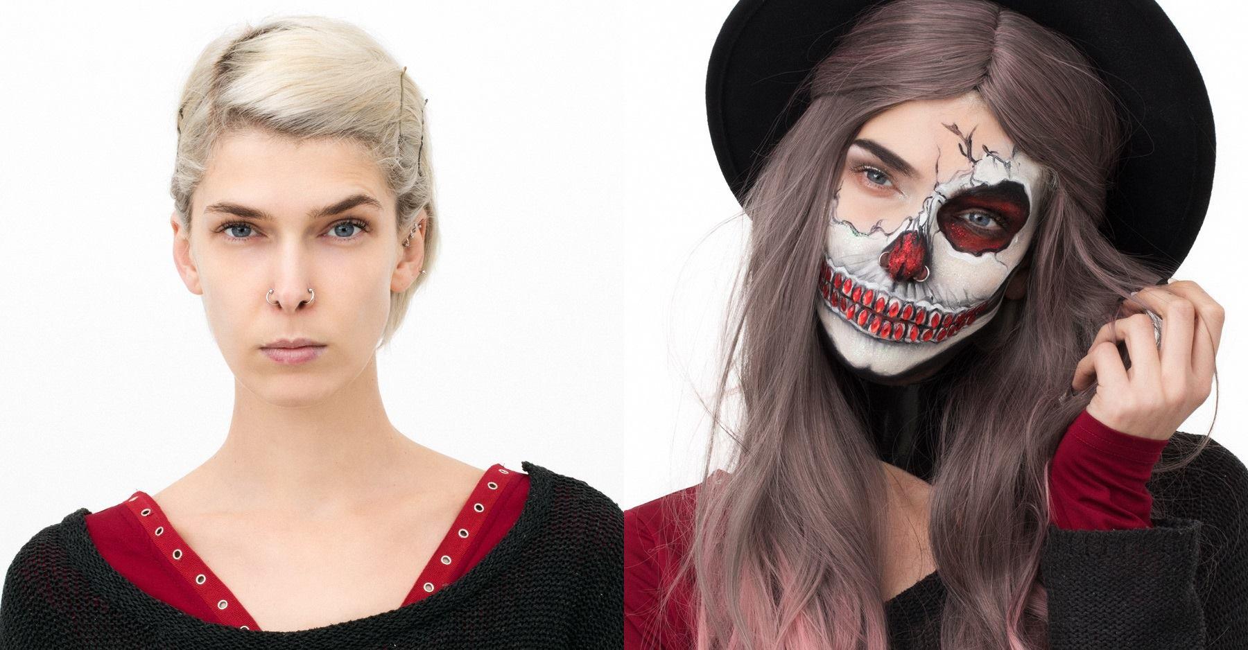 NOELLE Kristina Šalinović započela s pripremama za Halloween