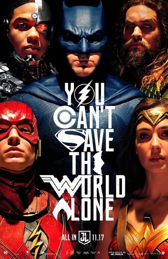 VIDEO: Objavljene odlične Warner Bros. najave za avanturistički film 'Liga pravde'