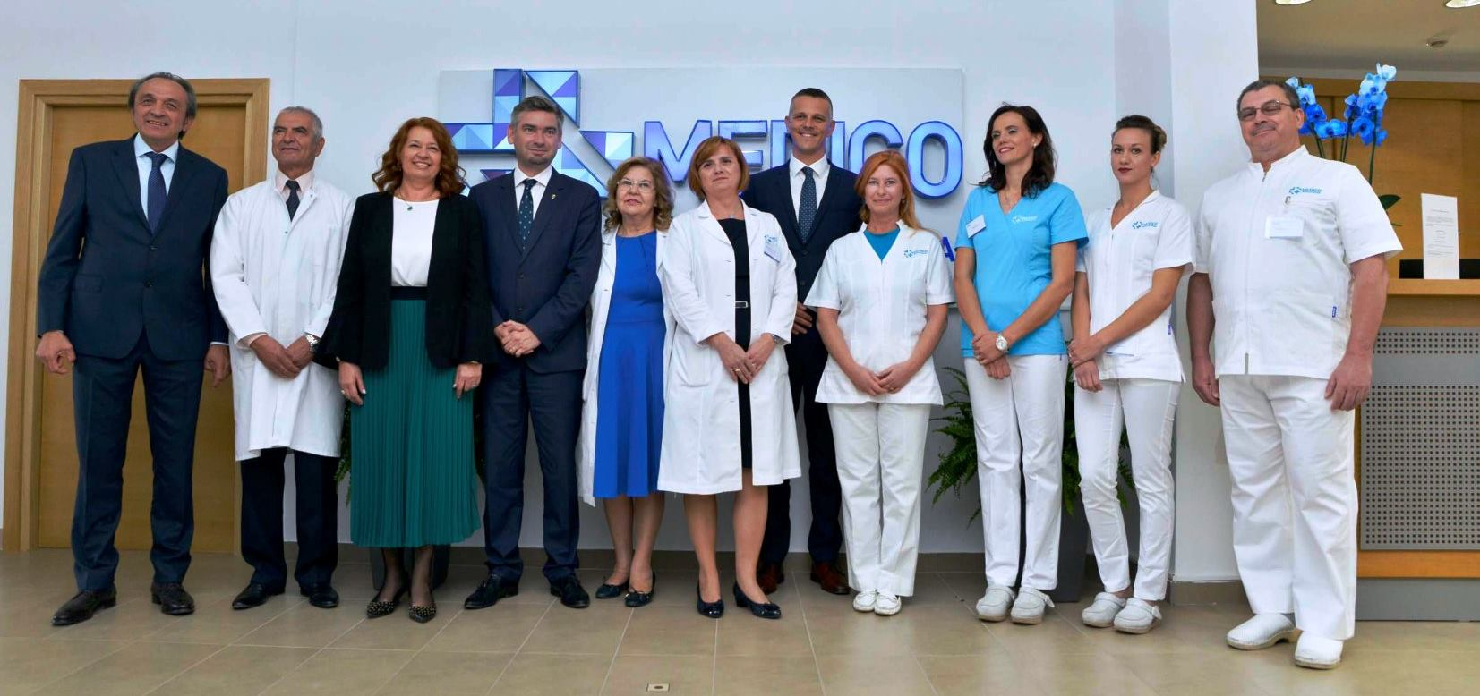 FOTO: Specijalna bolnica Medico otvorila poslovnu jedinicu u Gradu Puli