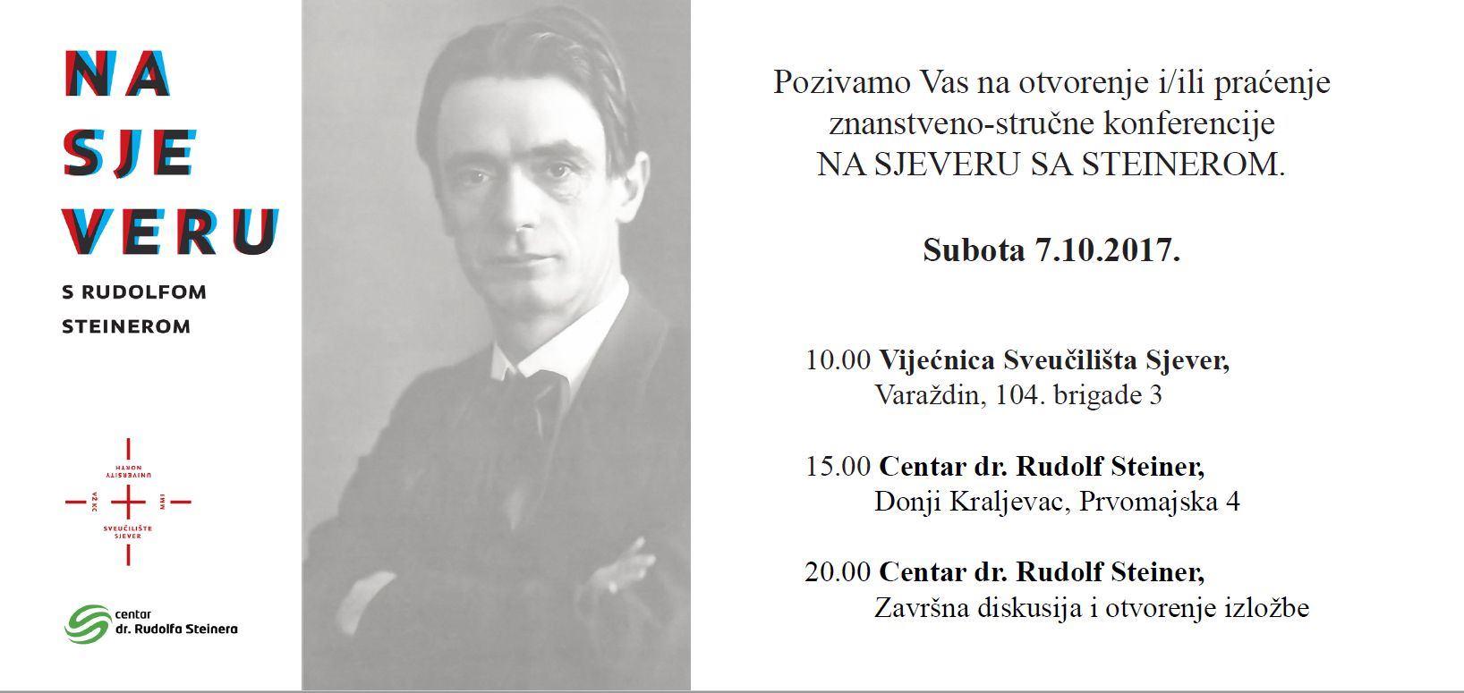 Znanstveno-stručna konferencija 'Na Sjeveru sa Steinerom'