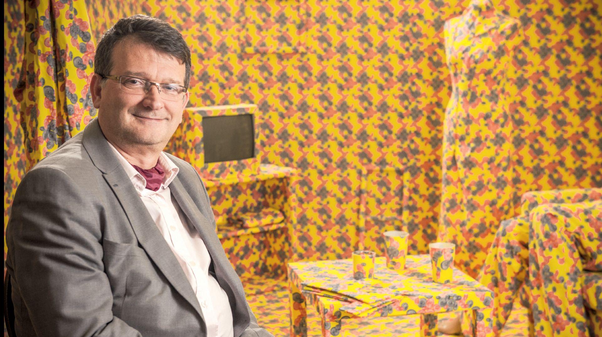 'Tvornice tekstila ne postoje, ali umjetnici zato stvaraju tekstil'