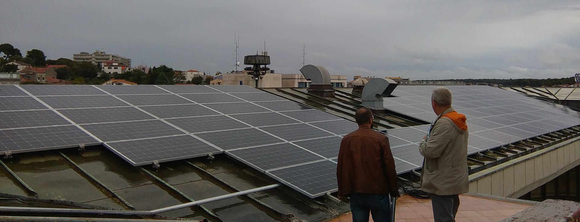OTP banka pustila u pogon treću vlastitu solarnu elektranu