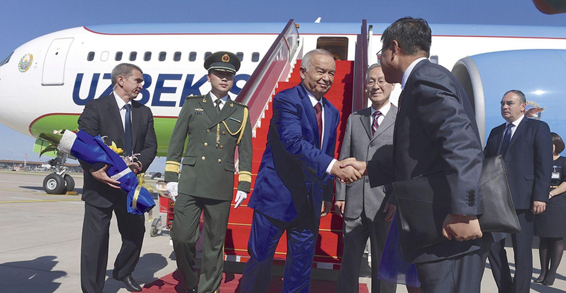 NACIONAL EKSKLUZIVNO Tajni plan za bogaćenje prve obitelji Uzbekistana