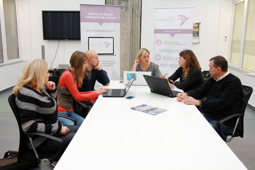 Voditeljica Virtualnog ženskog poduzetničkog centra izdala knjigu 'Ne posustani, ne odustani!'