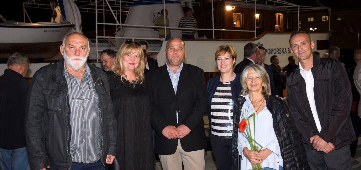 Pomorska večer Hrvatskoga radija proslavila 65. rođendan