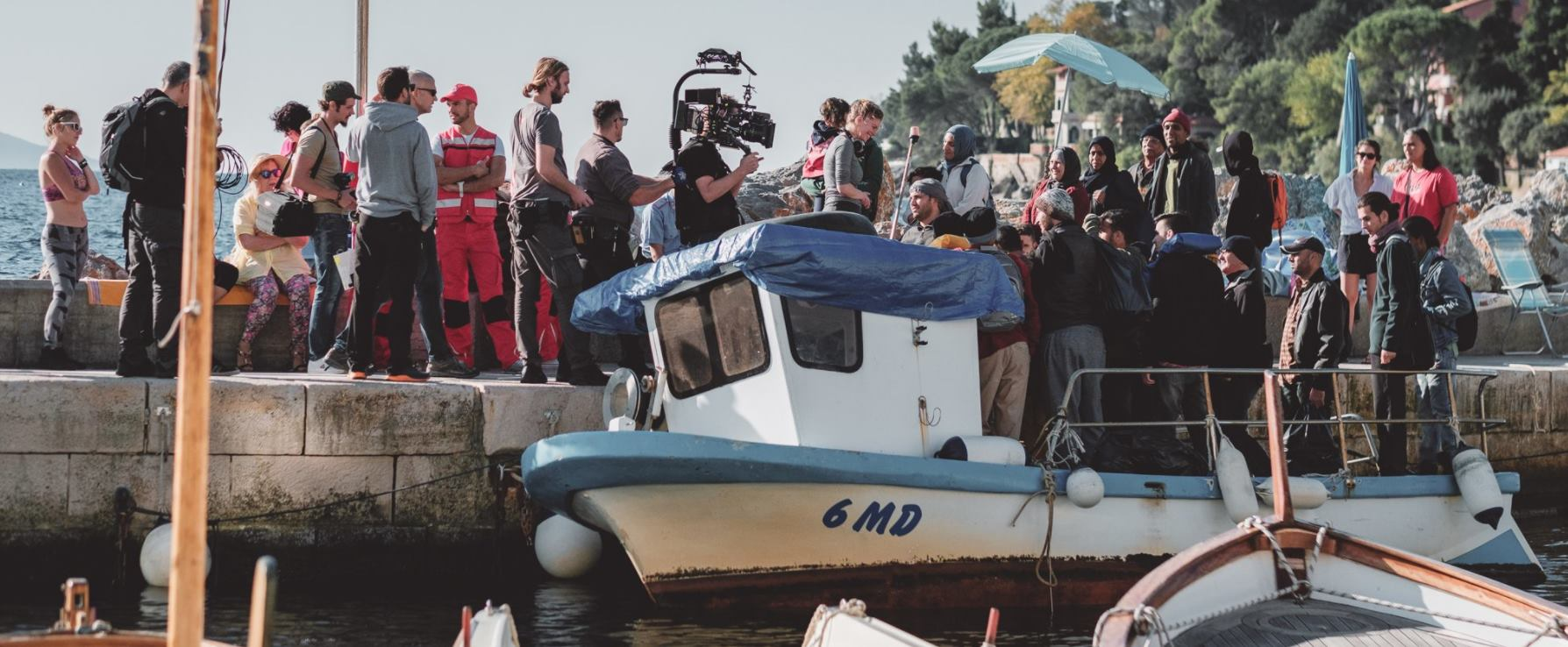 FOTO: Počelo snimanje nizozemsko-belgijsko-hrvatskog filma 'Rafael'