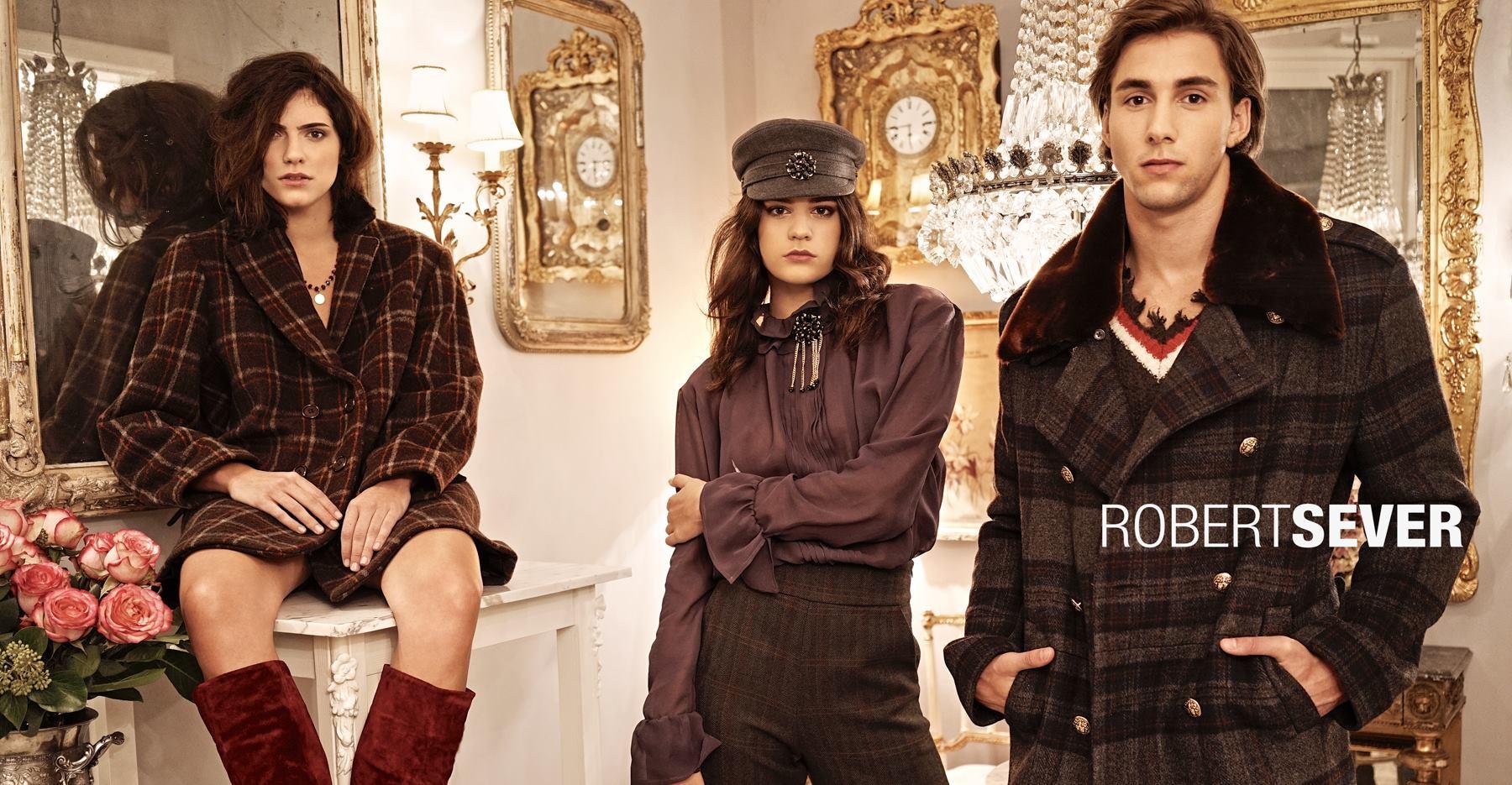 FOTO: Premijerni editorijal 'zimske kolekcije' dizajnera Roberta Severa
