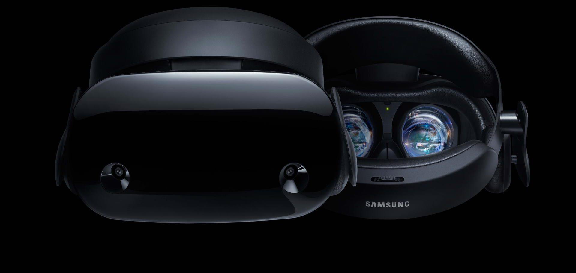 FOTO: VIDEO: Samsung HMD Odyssey predstavlja ultimativno Windows iskustvo mješovite stvarnosti