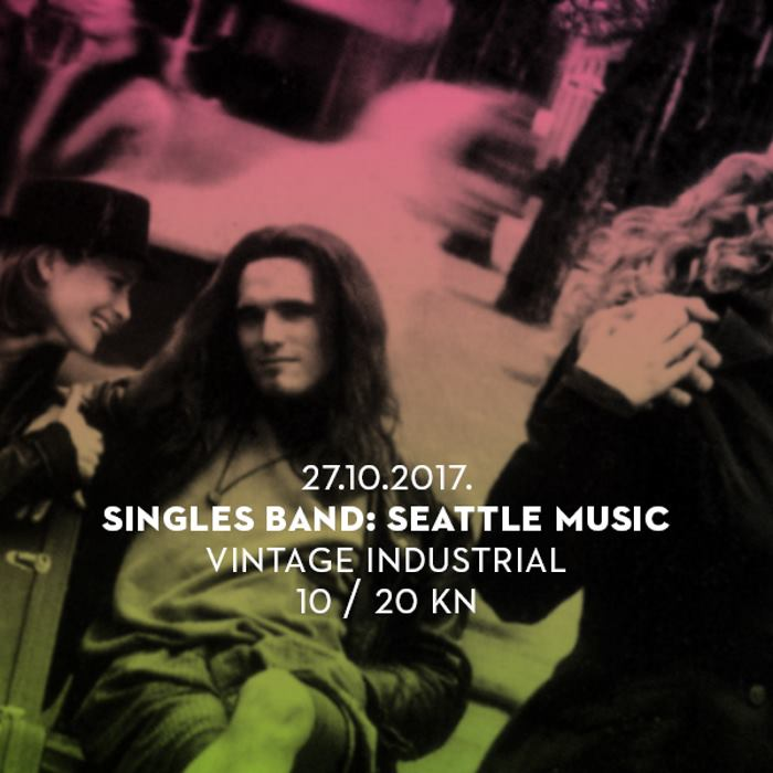 VINTAGE INDUSTRIAL Singles Band predstavlja Seattle Music