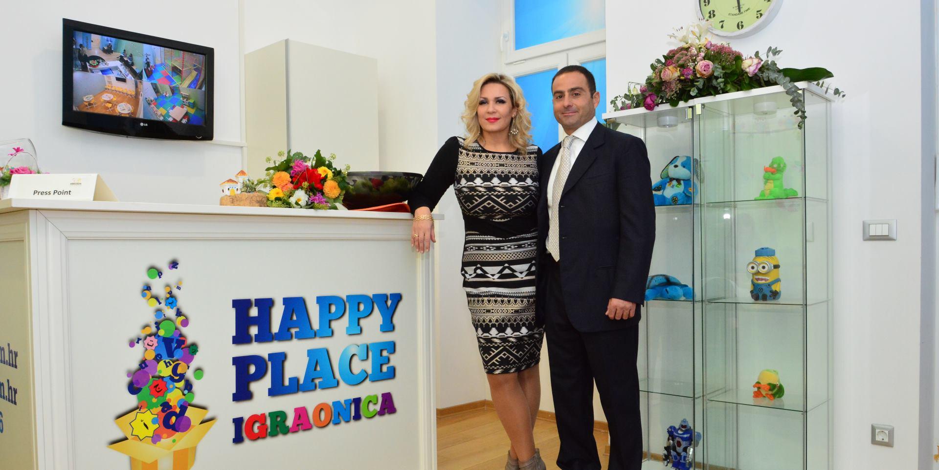 FOTO: Igraonica Happy Place – mjesto za igru, razvijanje kreativnosti i učenje stranih jezika