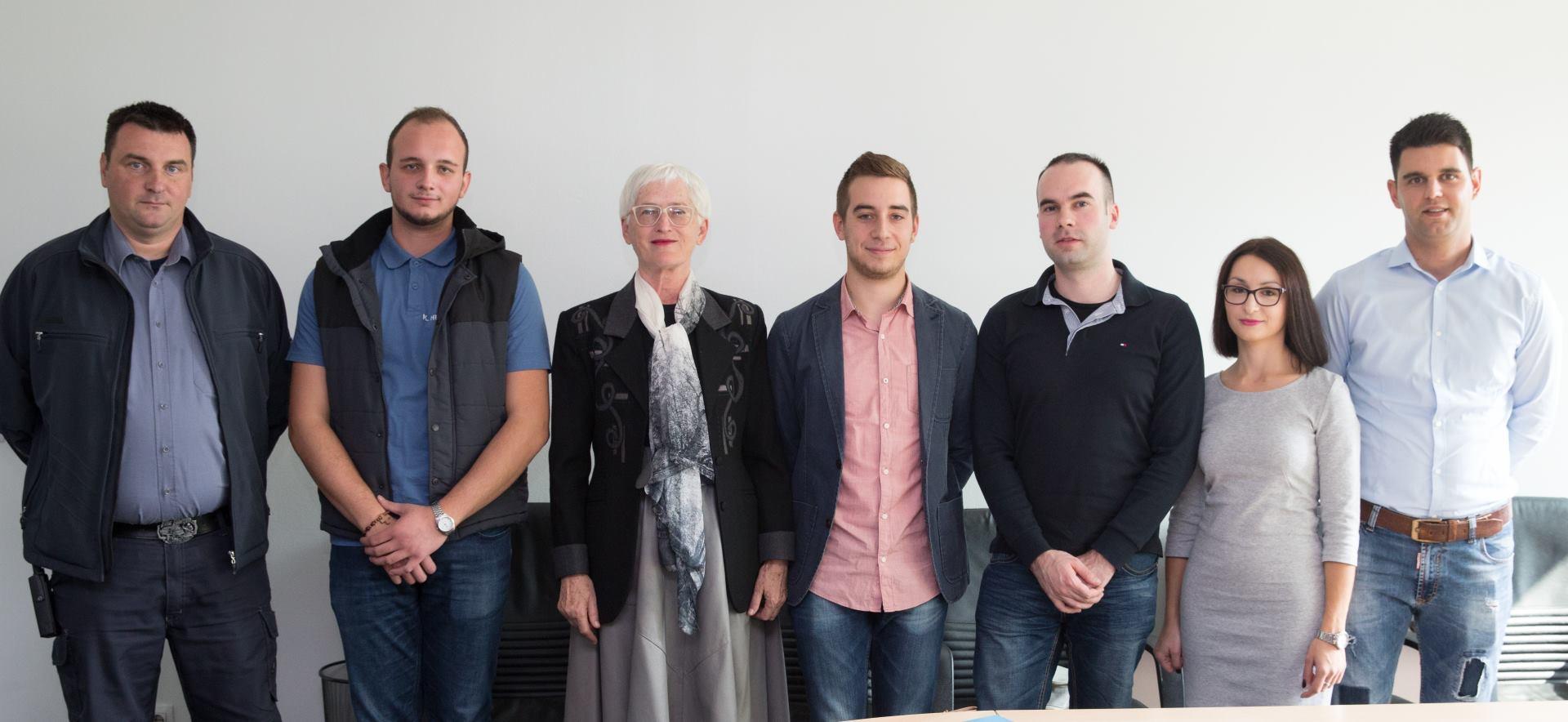 Tehničko veleučilište u Zagrebu dodijelilo šest stipendija vatrogascima