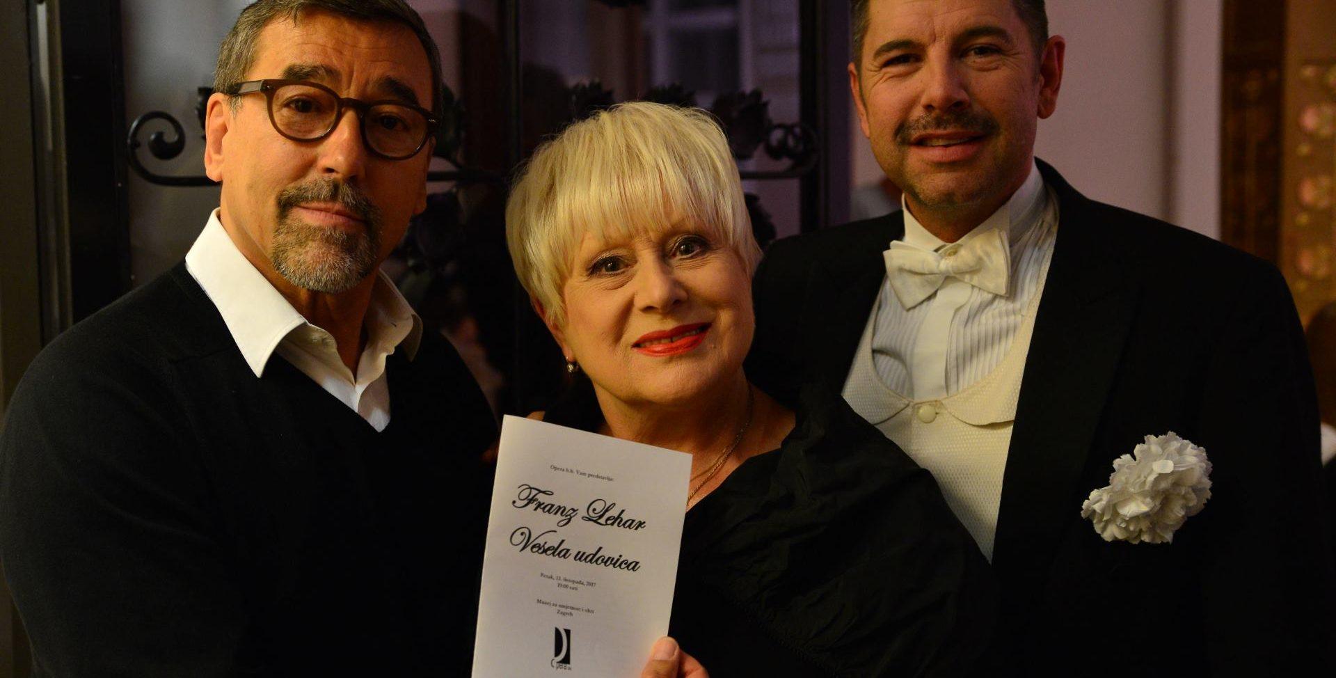 FOTO: Opera b.b. svojim ambicioznim projektom nasmijala mnogobrojnu publiku