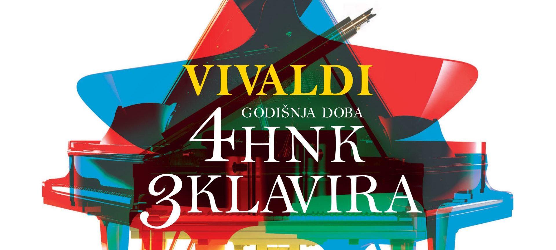 Vivaldijeva Četiri godišnja doba u neponovljivoj izvedbi tri virtuoza