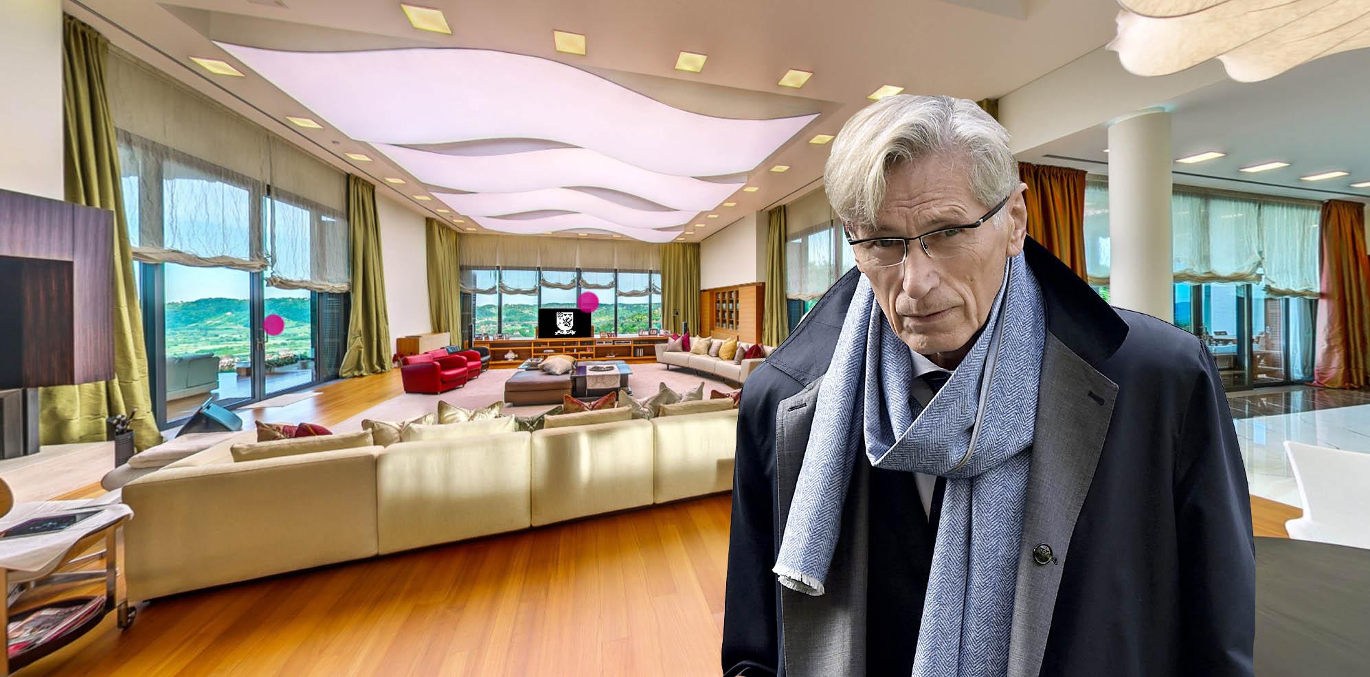 EKSKLUZIVNI VIDEO: Pogledajte raskošne nekretnine koje želi prodati Horvatinčić