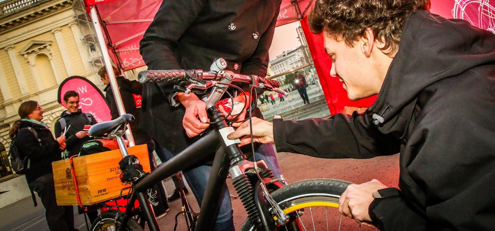 Bečka Agencija za mobilnost provodi kampanju o sigurnom bicikliranju