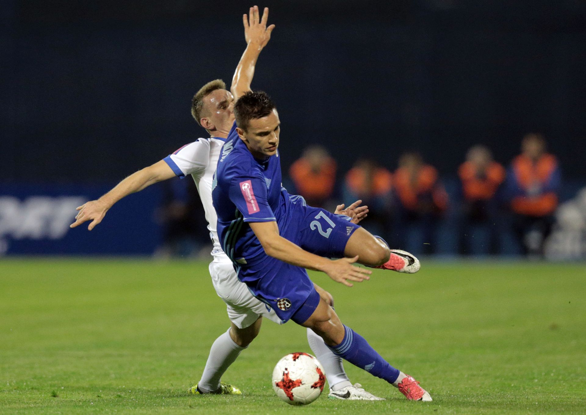 VRATIO SE ADEMI Dinamo jedva iščupao domaći bod protiv nikad boljeg Osijeka