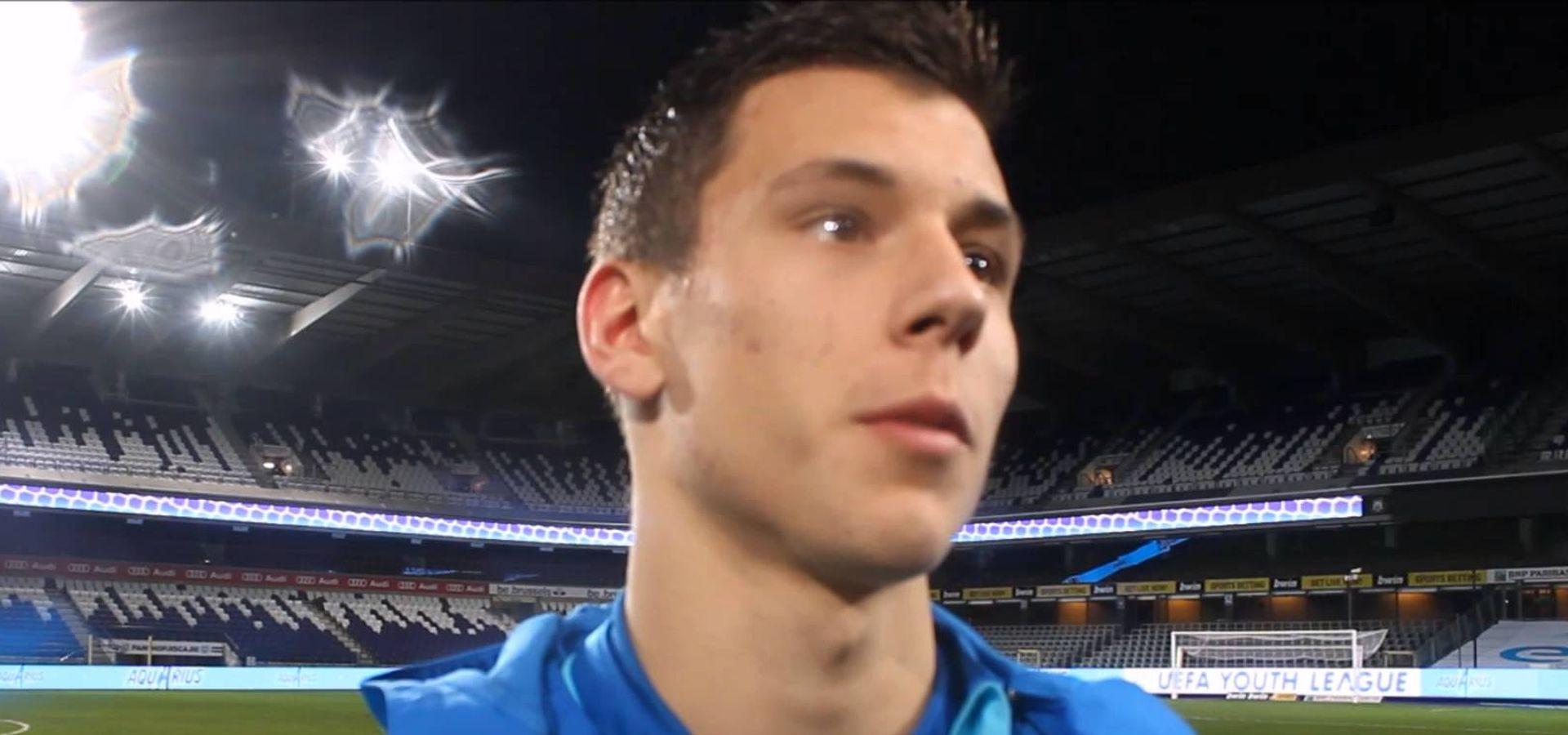 MOURINHO BACIO UDICU Manchester United u Dinamovcu Filipu Benkoviću vidi nasljednika Ria Ferdinanda